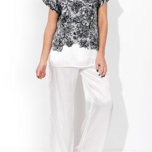 Комплект (блузка и брюки) Oryades