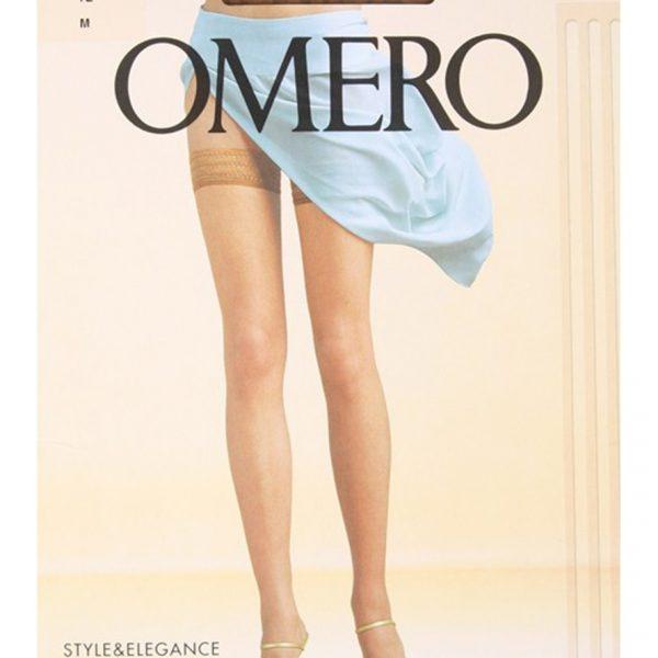 Чулки 8 den Omero