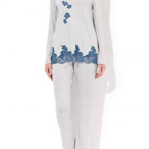 Комплект (блузка и брюки) Le Chat