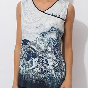 Комплект (блузка и брюки) Cote Coton by Oryades