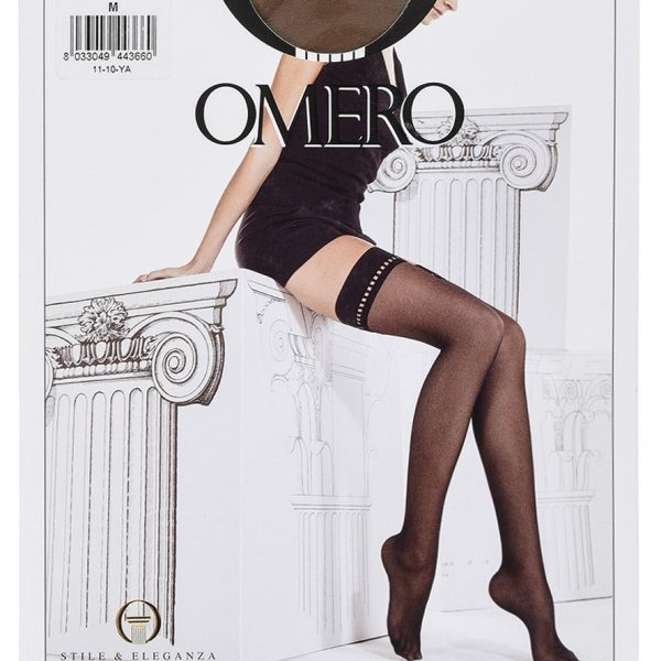 Чулки 20 den Omero